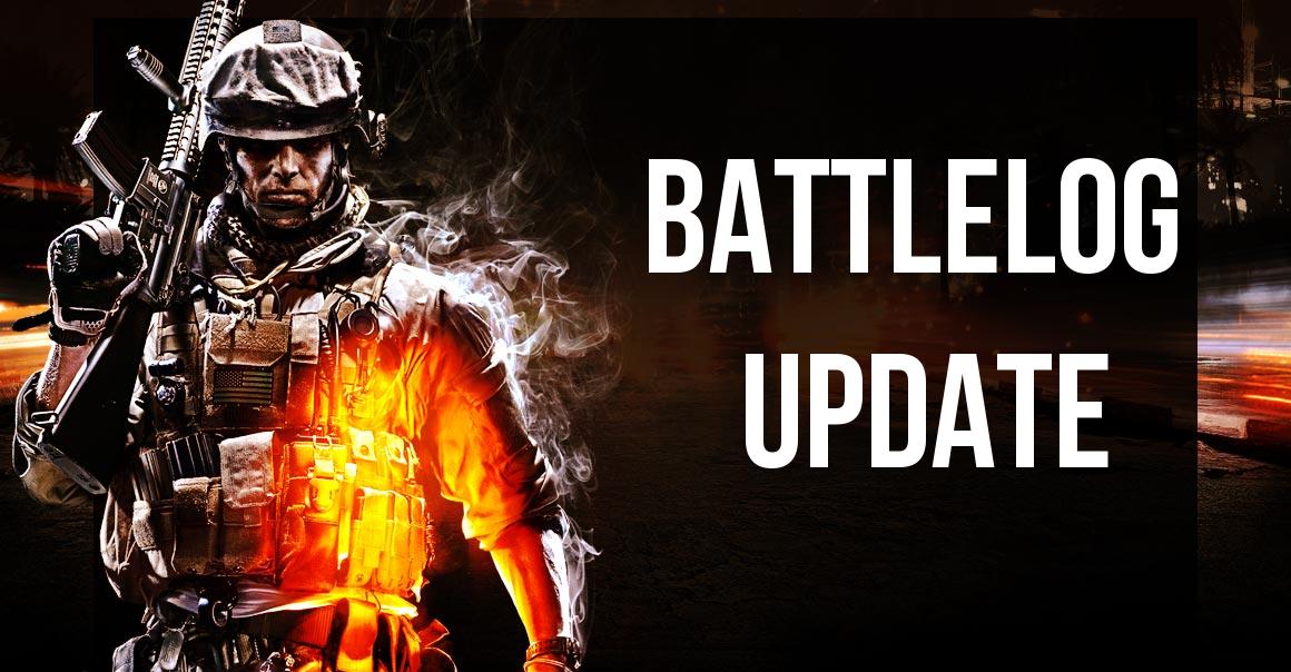 Battlelog recebe atualização