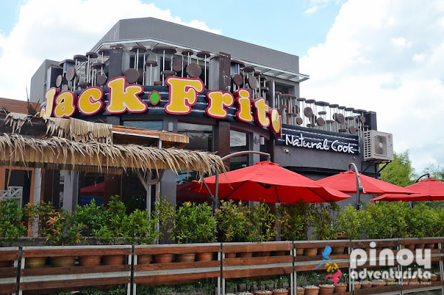 Where to Eat in Angeles Pampanga Jack Fritos Restaurant