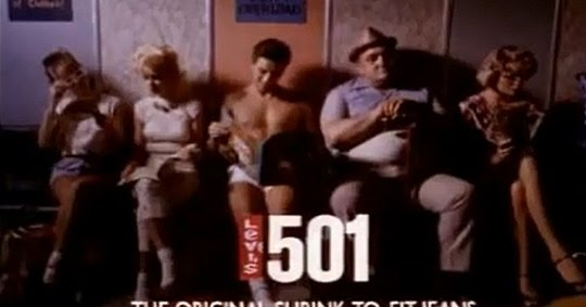80s Levi Jeans Ads That Revived 60s Music - Rediscover the 80s