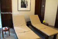 Essa Spa, Grand Hyatt, Kuala Lumpur, massage