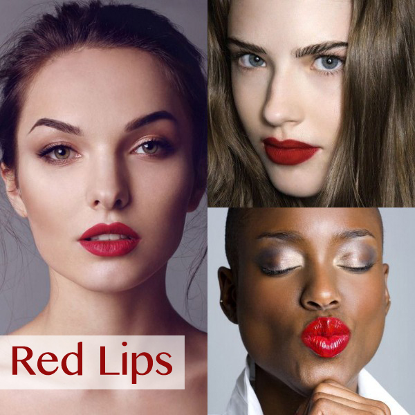 Fall Beauty Trends: Red Lips