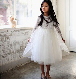 Baju Pesta Anak Perempuan Cantik