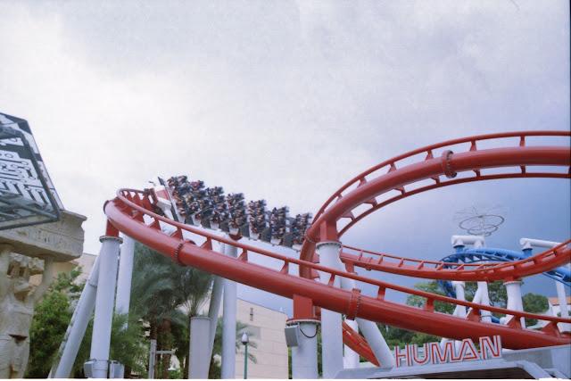 Universal Studios SIngapore battlestar galatica