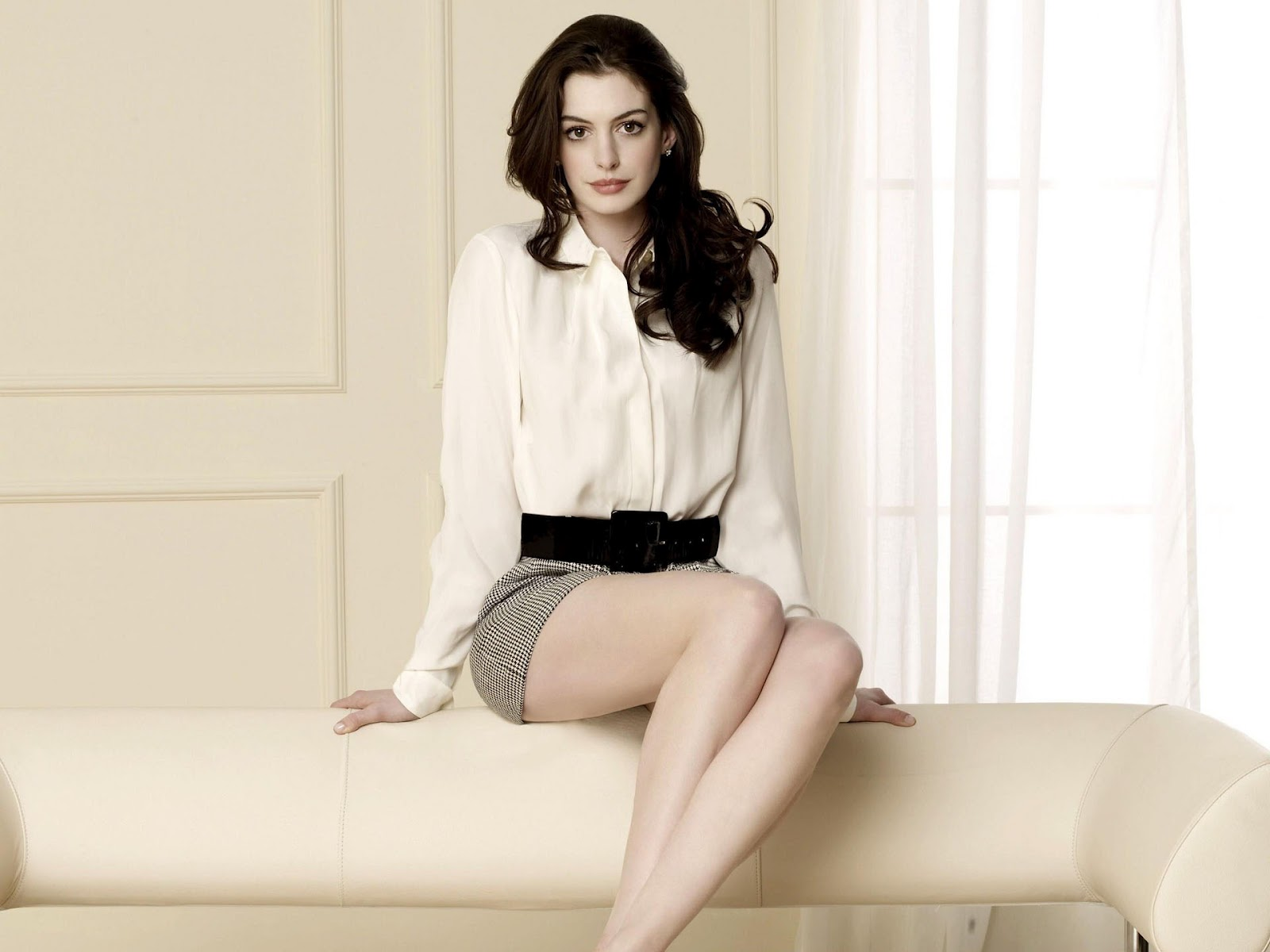 Top 59 Anne Hathaway Nude Naked Pussy Sex