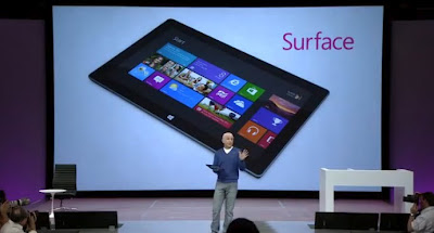 Microsoft Surface Presentation Fails