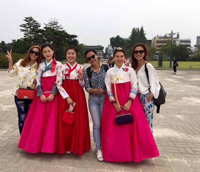 Chị Ơi! Đi Hàn Quốc