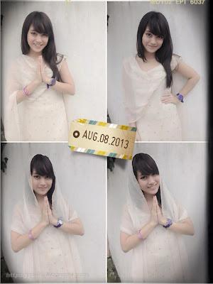 Kumpulan Foto Nabilah JKT48 Terbaru 4