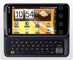 Harga Dan Spesifikasi HTC EVO Shift 4G