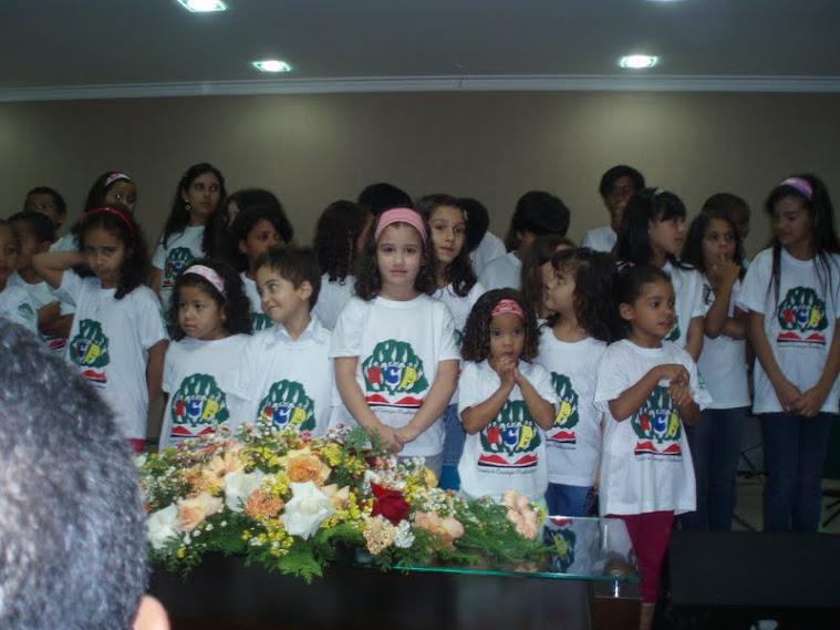 Coral Infantil - cantata de Natal