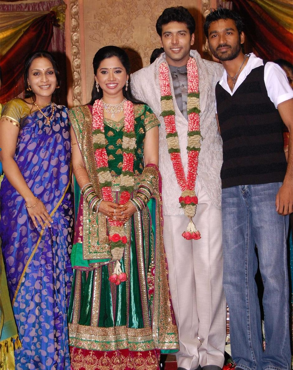 Tags : Jayam - Ravi Reception