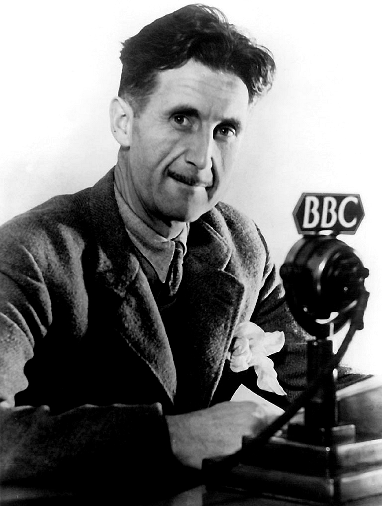 a brief biography of eric blair or george orwell his pen name Exploring expository writing: author biography—george orwell british author george orwell, the pen name of eric arthur blair, was born on june 25, 1903, in motihari.