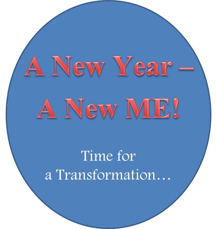 Finding The Fit Girl Inside Me: A New Year A New Me