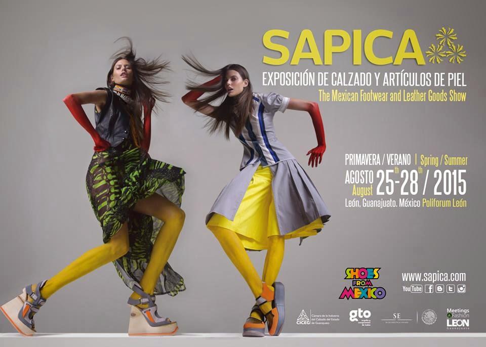Exposición de calzado y artículos de Piel, SAPICA MÉXICO