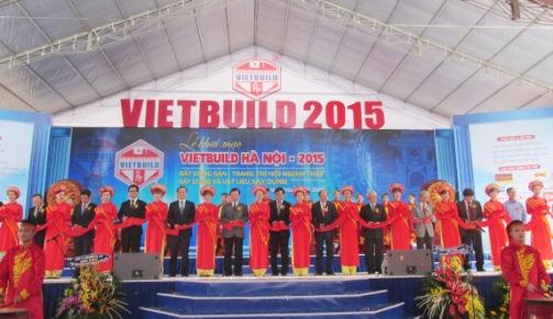 Triển lãm Vietbuild lần thứ 2 năm 2015