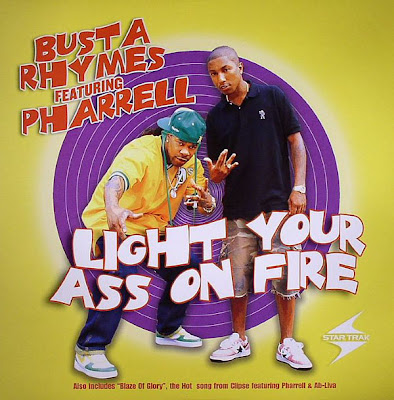 Busta Rhymes – Light Your Ass On Fire (VLS) (2003) (320 kbps)