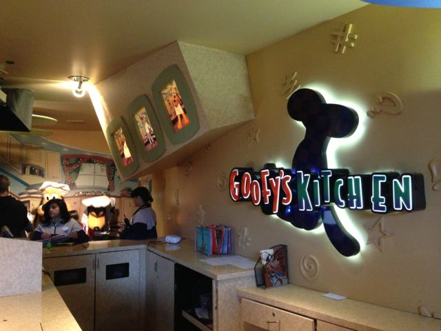 Disney Musings Brunch At Goofy 39 S Kitchen At The Disneyland Hotel