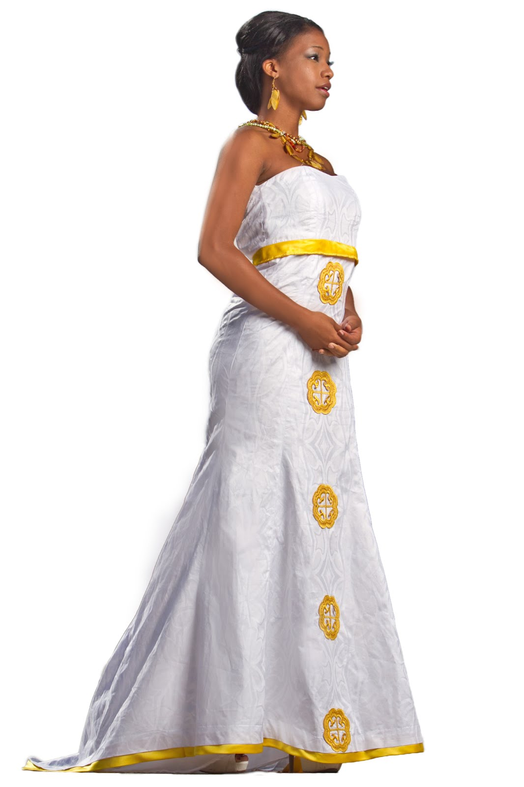African american brides blog new looks from tekay designs for Www african wedding dresses