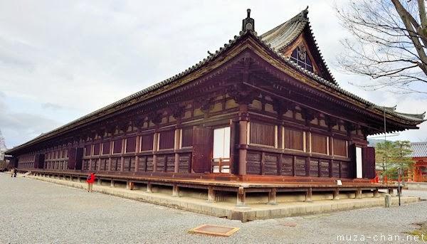 Sanjusanken, Bangunan Struktur Kayu Terpanjang di Jepang