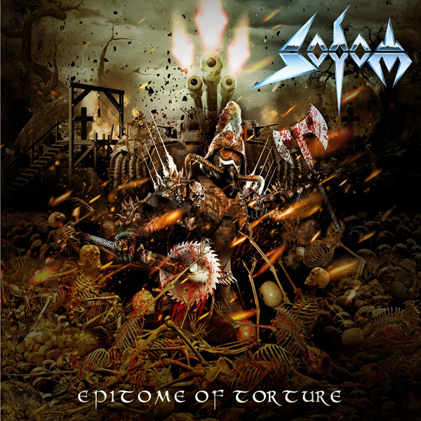 Download Sodom Epitome of Torture 2013 Baixar CD Mp3