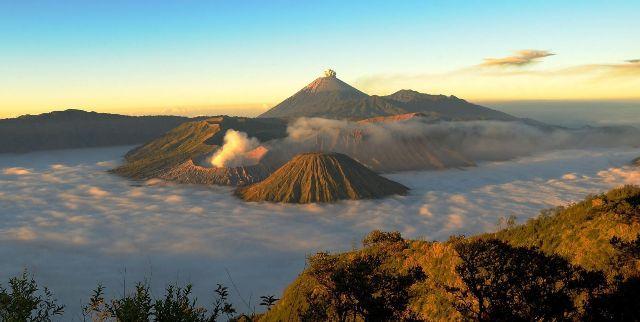 Gunung Bromo Tempat Wisata Terpopuler dan Terbaik Di Indonesia