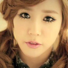 Tiffany Snsd Eyebrows