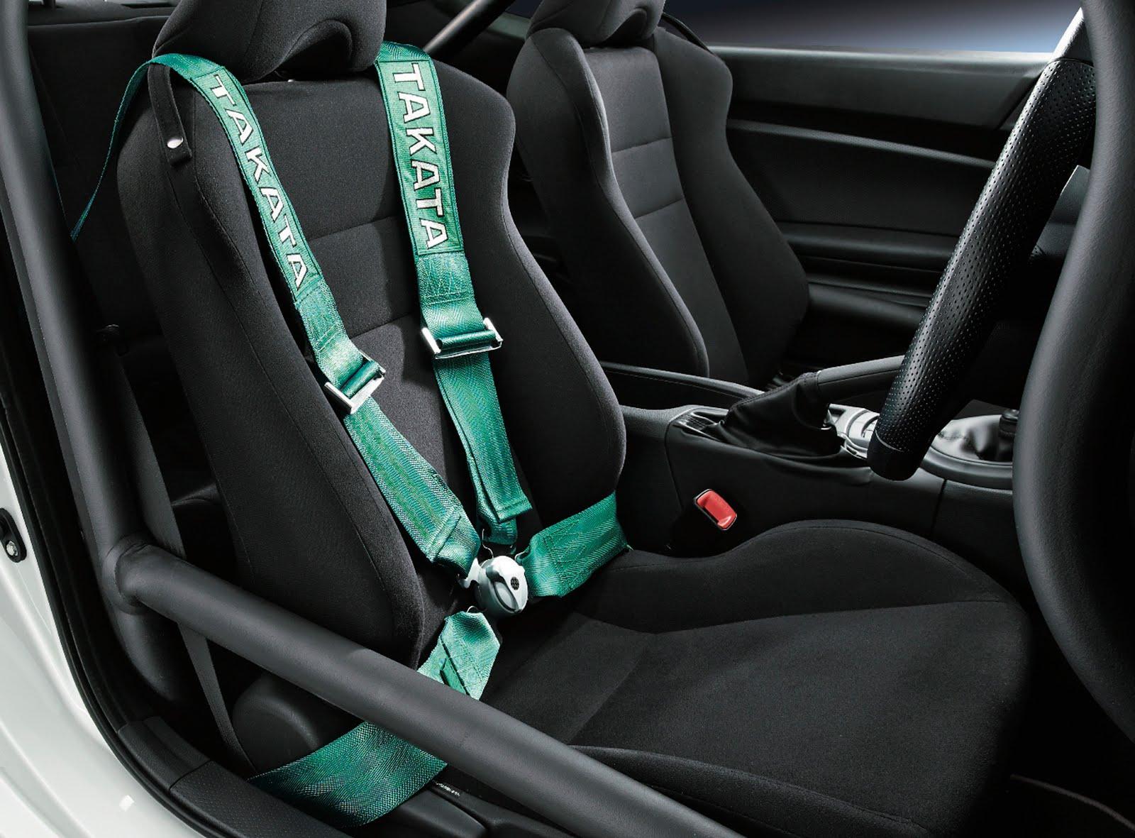 Subaru BRZ RA