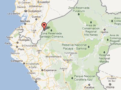 temblor tumbes amazonas y morona santiago hoy