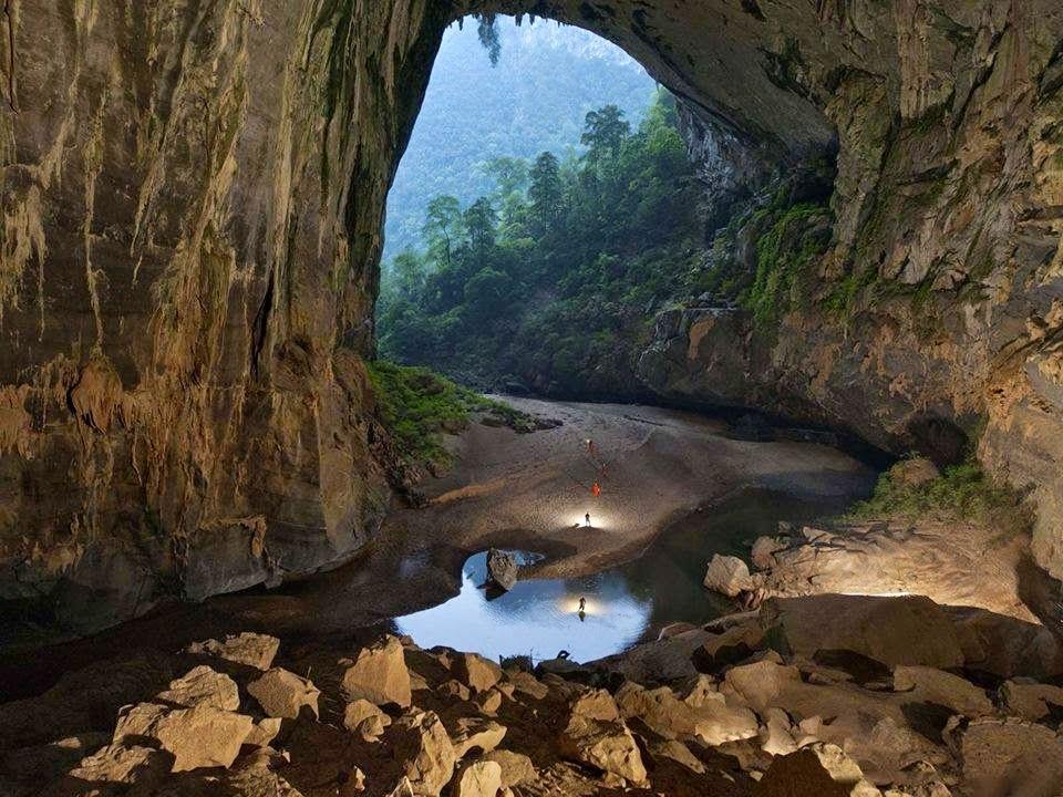 la grotte de mes rêves