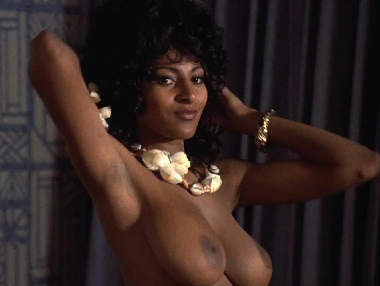 Pamela grier naked pics