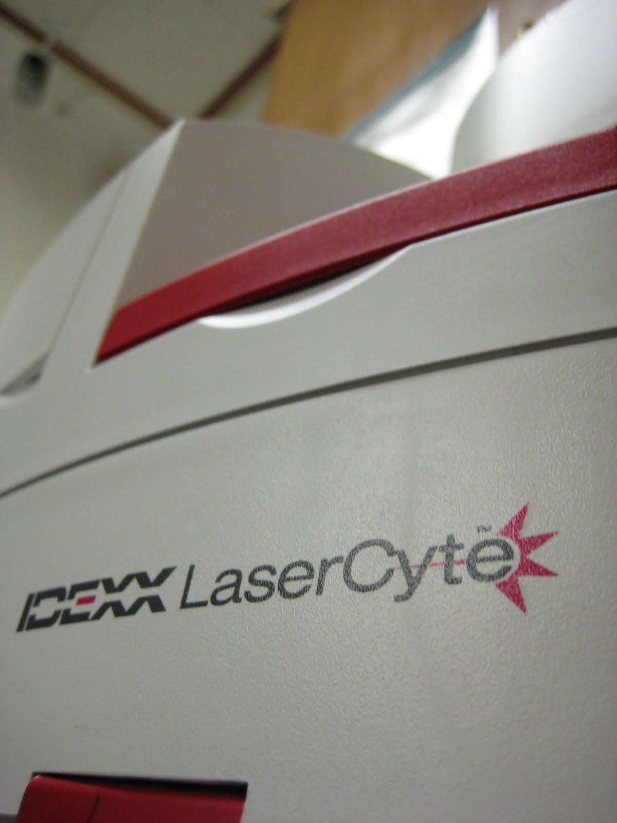 idexx cbc machine