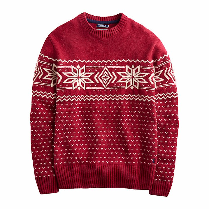 http://www.johnlewis.com/joules-atholl-christmas-jumper-red-shoe/p1391778