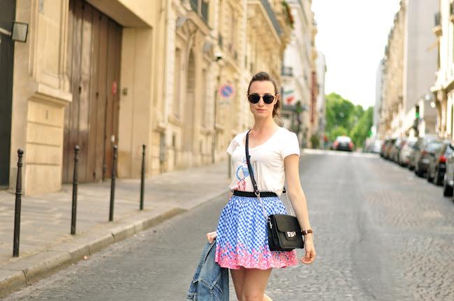 Paris Streetstyle Naf Naf