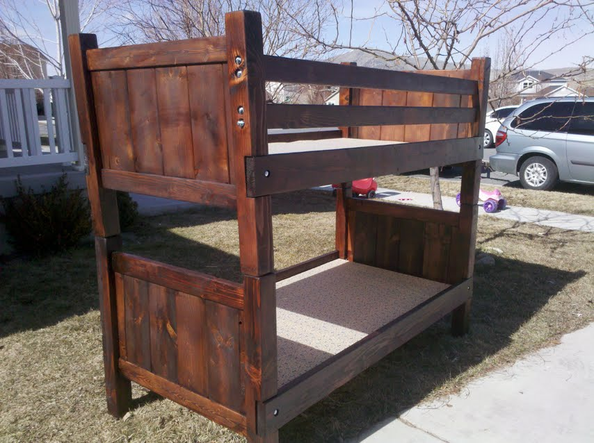 Jensen S Custom Home Furnishings Children S Bunk Beds Or Utah Cabin
