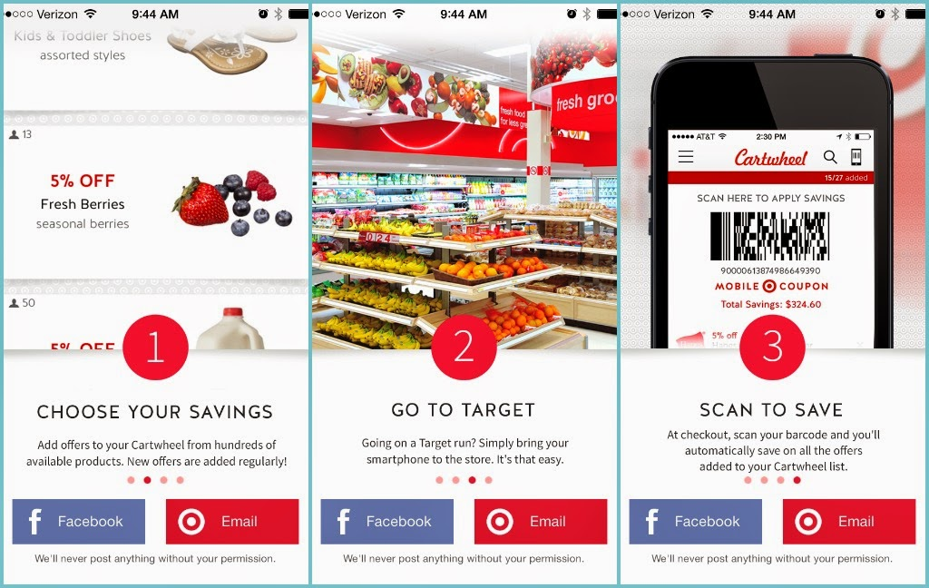 What Is Cartwheel by Target? — A Modern Mrs.
