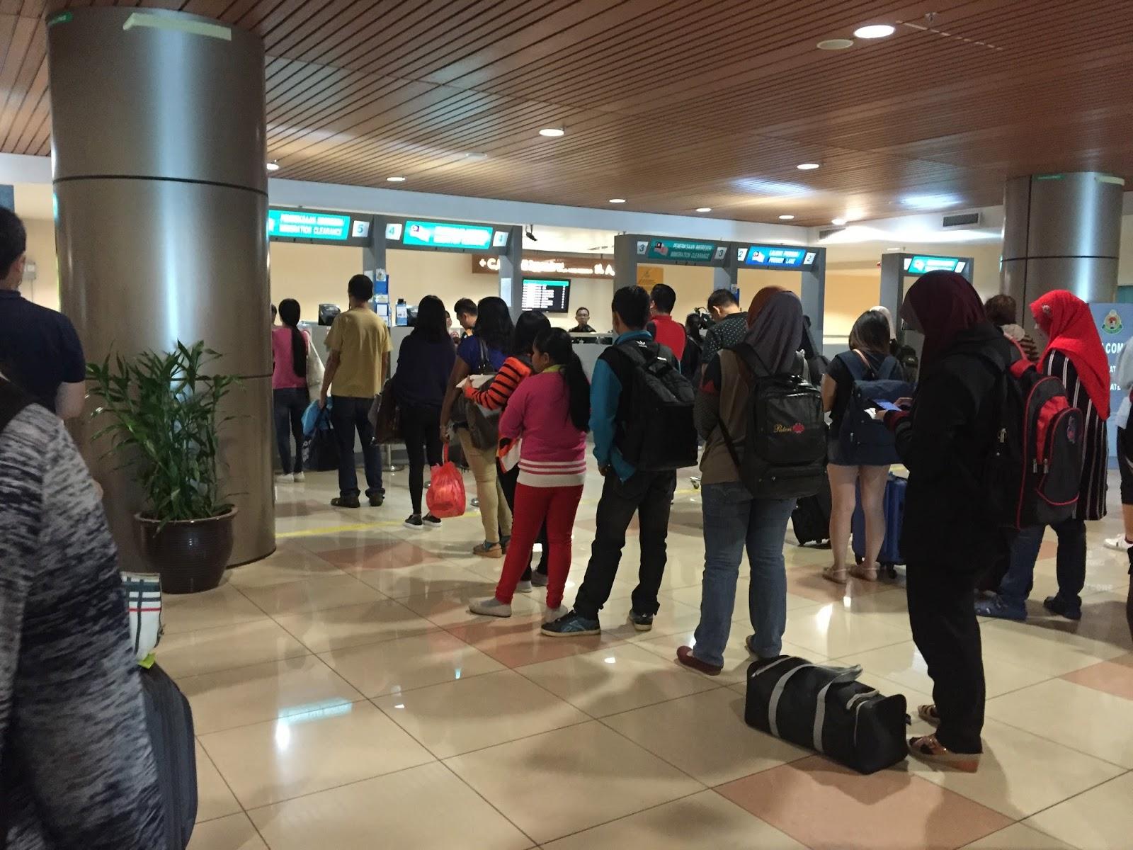 Hotel Berdekatan Airport Kuching