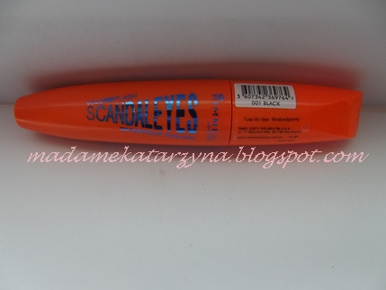 Rimmel Scandaleyes♥ HIT czy KIT?