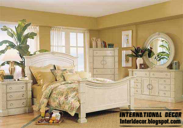 Classic American Bedroom Furniture Designs Styles