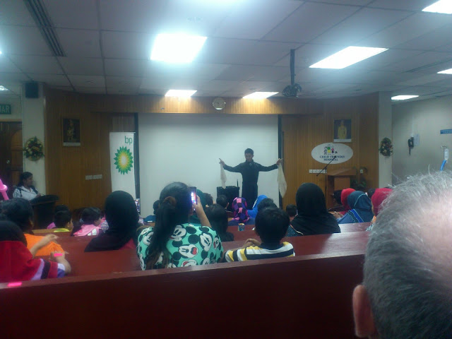 "Silap mata di BP WISHING TREE 2015 ""MAKE LIFE SWEETER"""