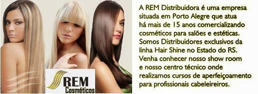 Rem Distribuidora Hair Shine RS
