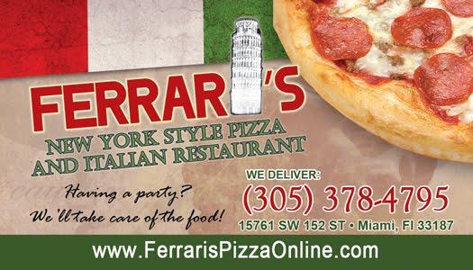 Ferrari's Pizzeria