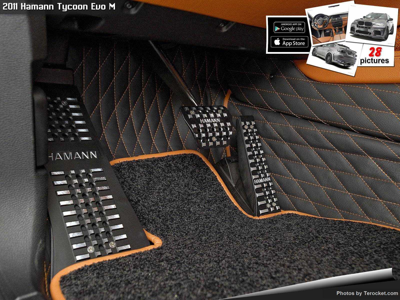 Hình ảnh xe ô tô Hamann Tycoon Evo M 2011 & nội ngoại thất