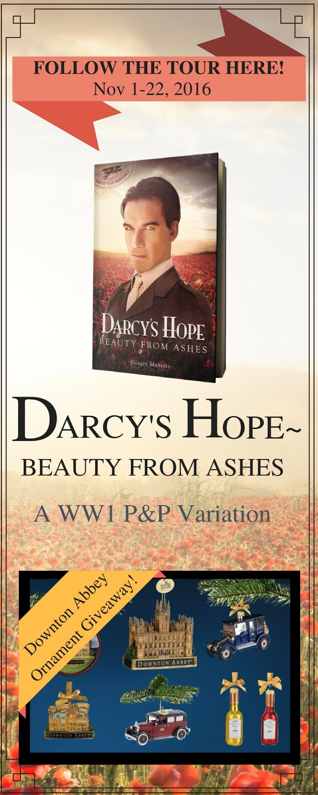 Darcy's Hope Blog Tour