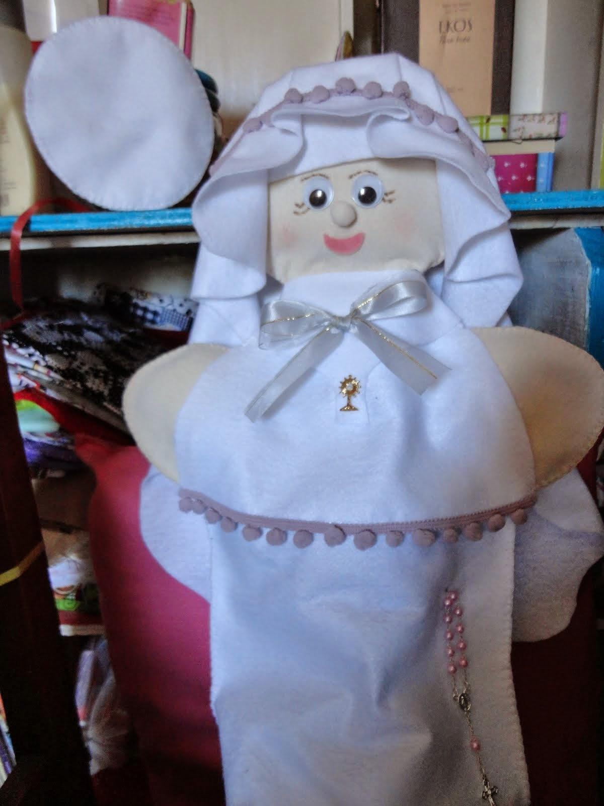 Imelda, patrona da Eucaristia
