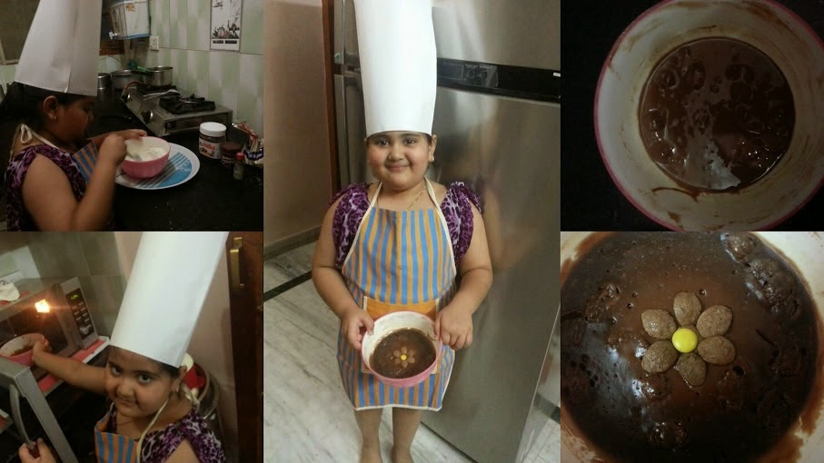 Recipes of eggless cakes in microwave