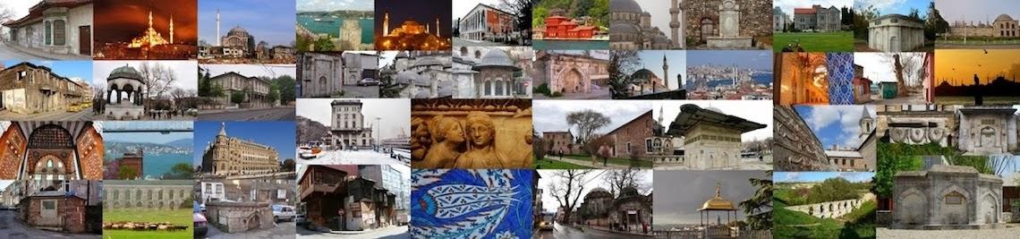 İstanbul Kültür Envanteri Harita Konumları