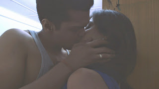 shivangi Mehra kissing scene from the film Pocket Gangsters leaked (2).jpg