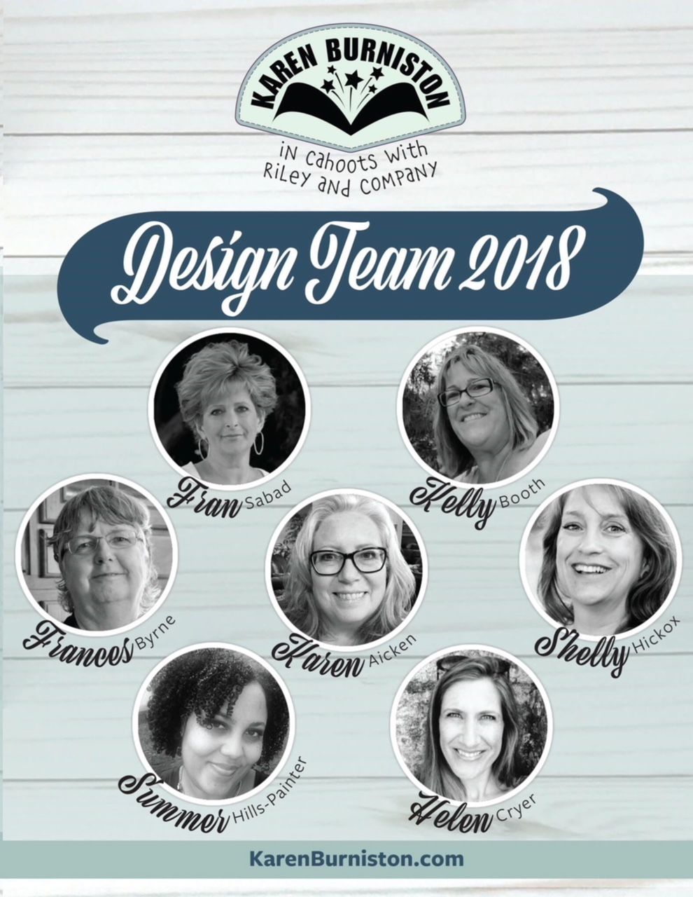 Karen Burniston Design Team