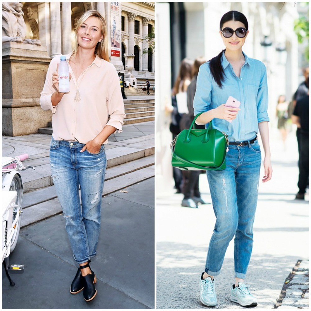 boyfriend jeans - top uk fashion blog trends 2014 street style outfits