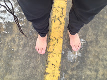 Barefoot Running Winter