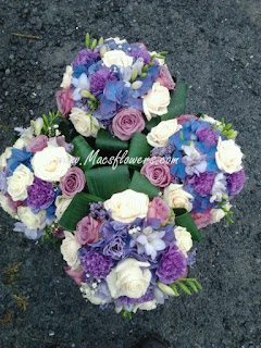 wedding flowers at the star of the sea church quilty county clare
